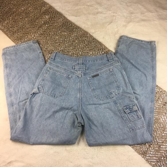 cb72b497 LEE Riveted Carpenter Jeans 10 high waisted. M_5a9b331672ea88d794ab2dd3